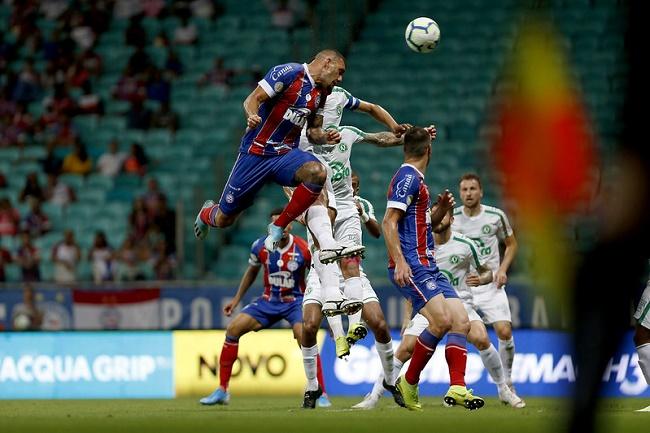 Bahia empata em 1 a 1 com a Chape na Fonte Nova; veja os gols