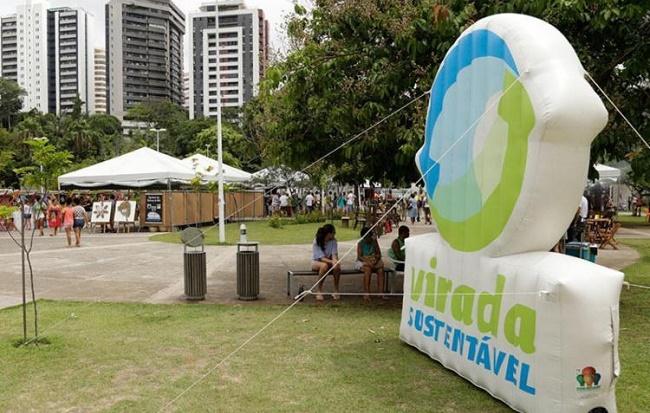 Virada Sustentável movimenta Salvador neste fim de semana