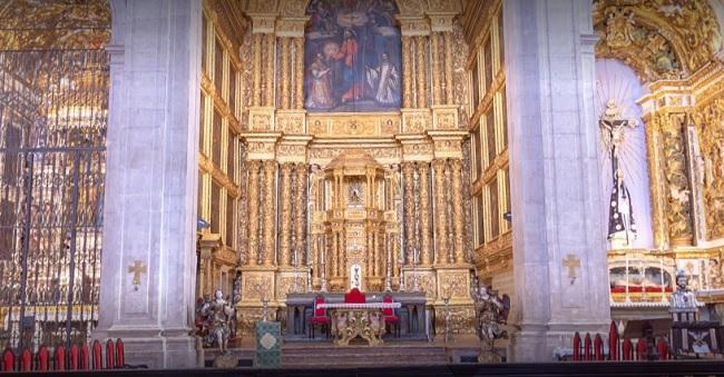 Catedral Basílica de Salvador vai ganhar um novo altar