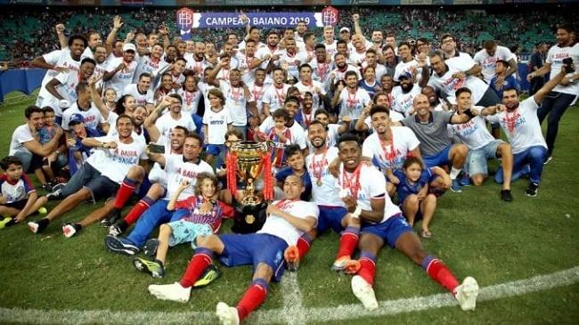 FBF define tabela de jogos do Campeonato Baiano 2020