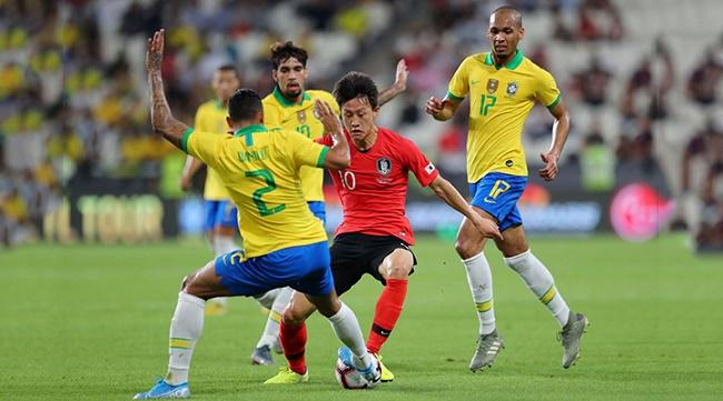 Brasil vence amistoso contra a Coreia do Sul por 3 a 0; veja os gols
