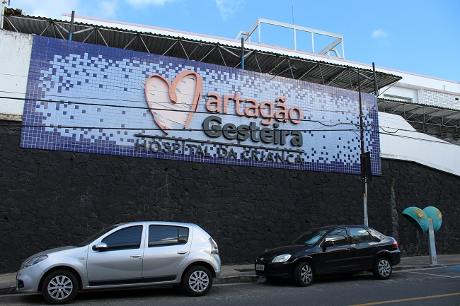 Hospital Martagão Gesteira recebe doação da Receita de mais de R$ 57 mil em equipamentos médicos