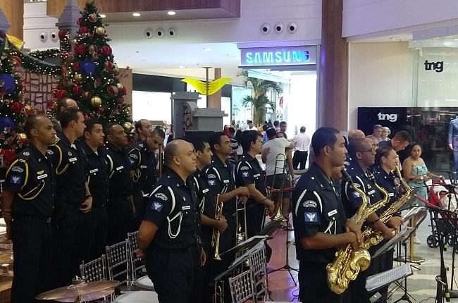 Banda da Guarda Civil tocará clássicos natalinos em diversos pontos de Salvador