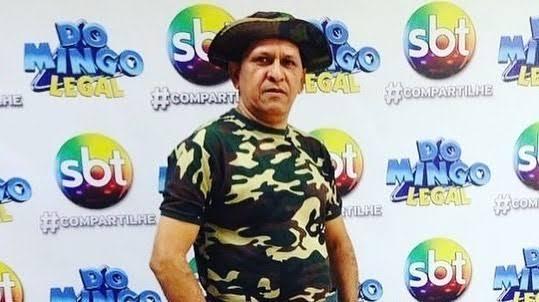 """Humorista de """"A Praça é Nossa"""", Rapadura morre em Jundiaí (SP)"""