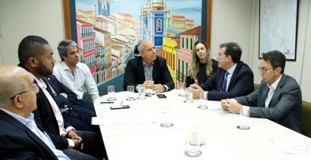 Proquigel e outras três empresas vão investir R$ 268 milhões na RMS