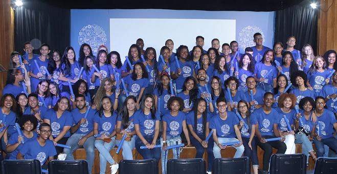Programa Ford de Educação capacita quarta turma de jovens em Camaçari
