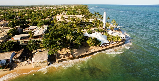 Praia do Forte terá dez dias de festival gastronômico a partir desta quinta-feira