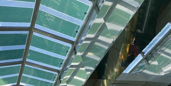 Shopping da Bahia inova ao instalar placas orgânicas de energia solar