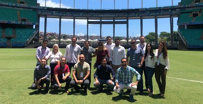 Arena Fonte Nova recebe participantes de Encontro Nacional de PPPs e Concessões