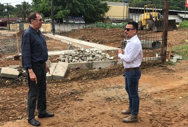 Governo da Bahia inicia obras do Banco da Vitória em Ilhéus