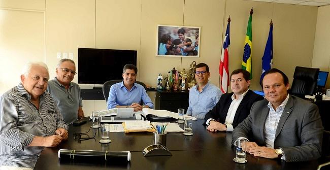 ACM Neto anuncia reabertura do Hotel Pestana com ampliação de investimentos