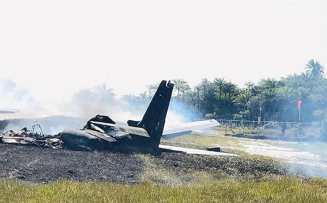 Piloto de bimotor que caiu em Maraú recebe alta