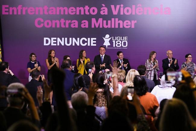 Damares quer capacitar delegacias do País para atendimento à mulher