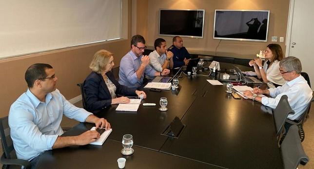 Prefeitura de Salvador recebe missões do Banco Mundial, BID e CAF