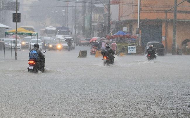 Salvador tem novembro mais chuvoso dos últimos cinco anos