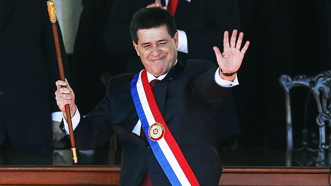 Ex-presidente do Paraguai é alvo de mandado de prisão da PF