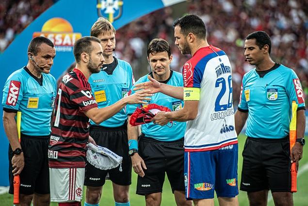Bahia leva 3 a 1 do Flamengo no Maracanã; veja os gols