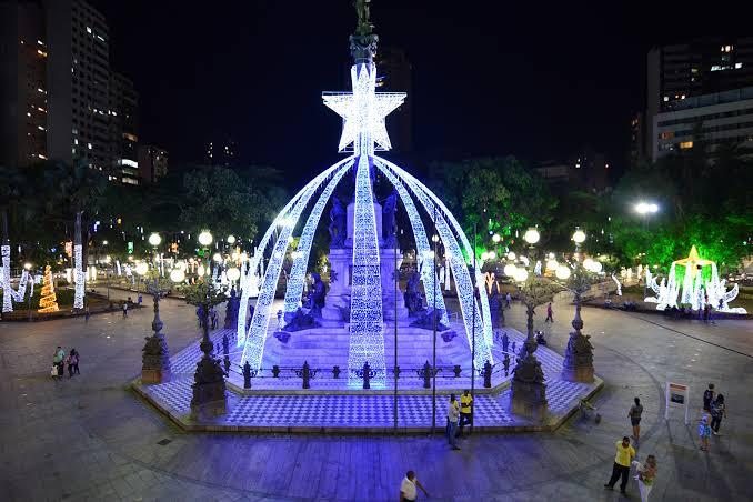 Decoração de Natal de Salvador será inaugurada na segunda-feira