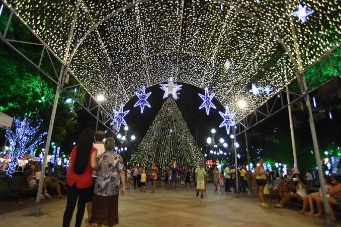 Programação de Natal de Salvador será aberta nesta segunda no Campo Grande