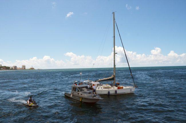 Capitania dos Portos da Bahia lança campanha para prevenir acidentes no mar
