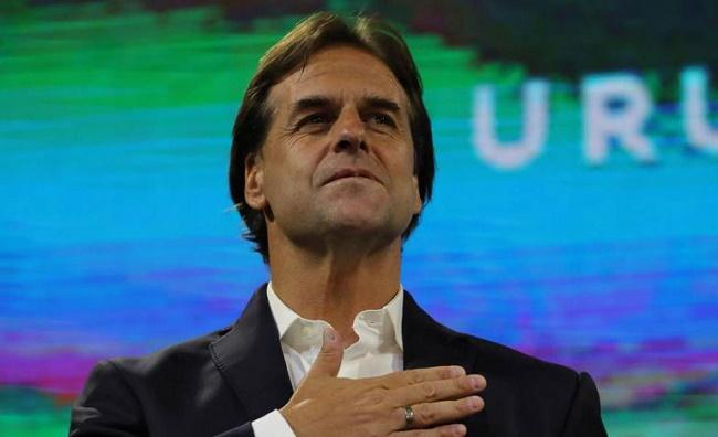 Candidato de centro-direita, Lacalle Pou é eleito novo presidente do Uruguai