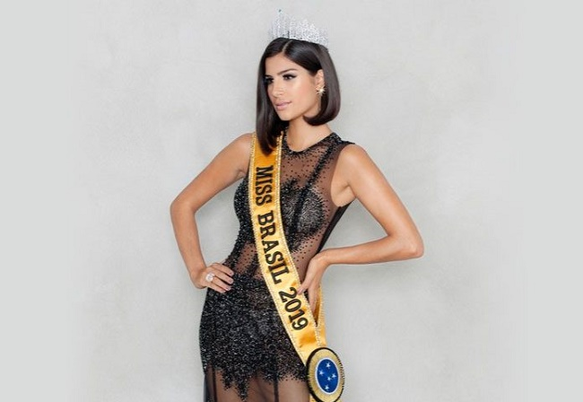 Miss Brasil Júlia Horta encara seletivas para o Miss Universo