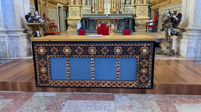 Catedral Basílica de Salvador terá altar consagrado neste sábado