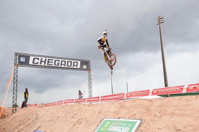 Camaçari vai sediar a Copa Bahia de Motocross no fim de semana