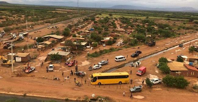 PF cumpre mandado de reintegração de área invadida pelo MST na Bahia