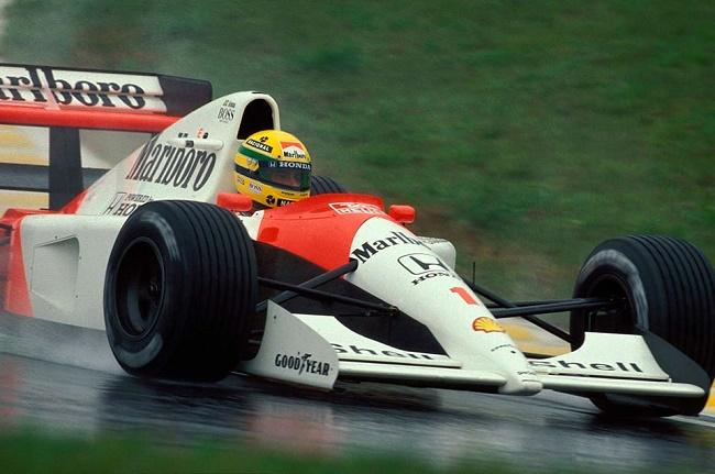 Bruno Senna vai pilotar McLaren de 1988 usada por Ayrton no título da F-1