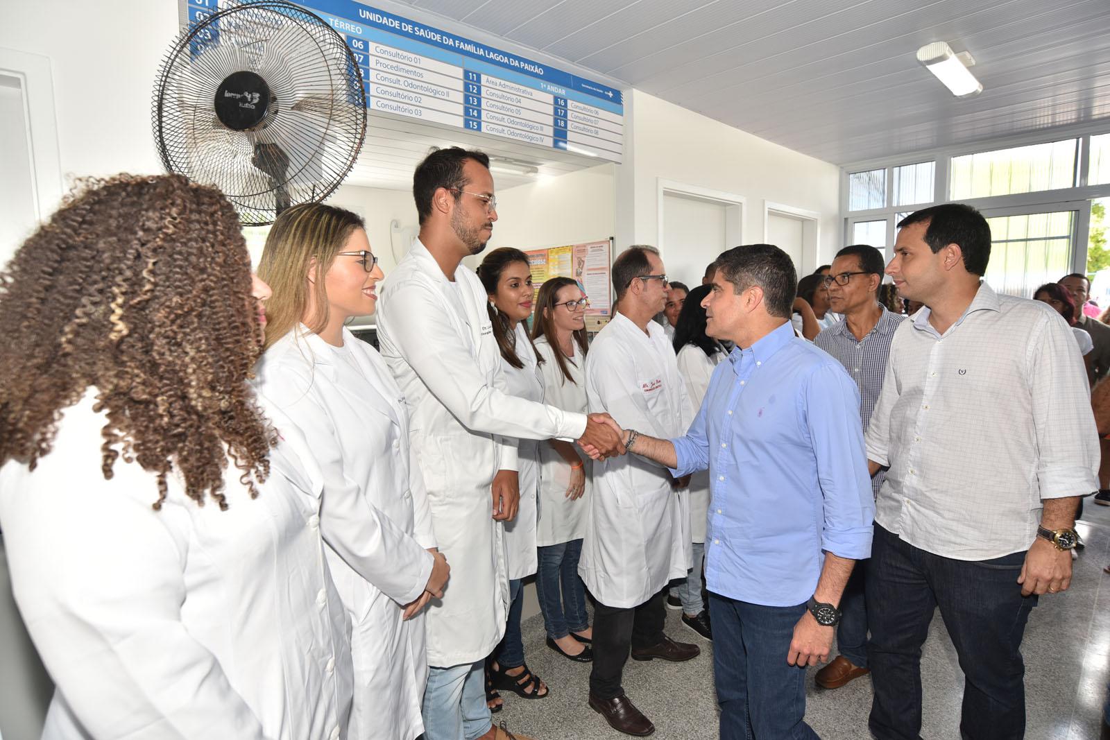 USF Lagoa da Paixão amplia para quase 70% cobertura de saúde na região