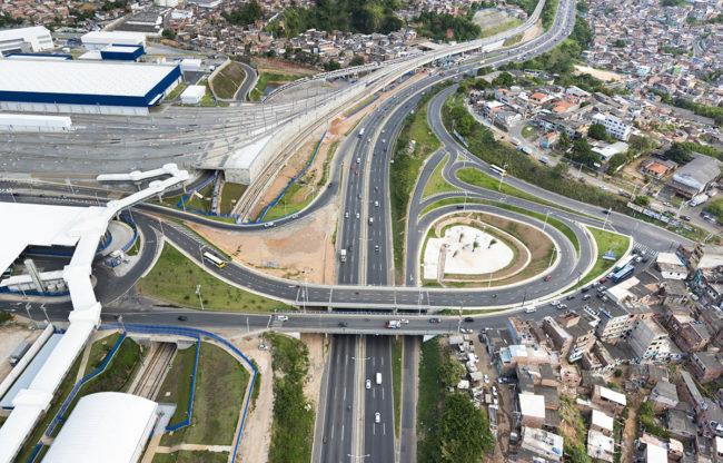 Prefeitura de Salvador inicia construção da Avenida João Gilberto nesta terça