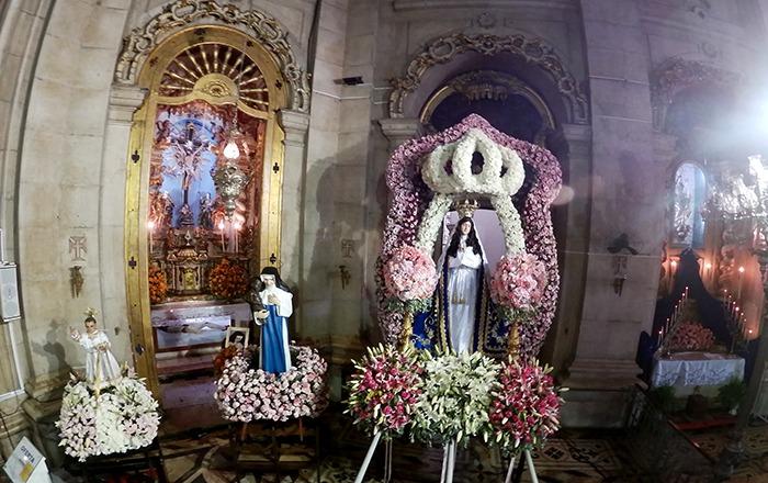 Padroeira da Bahia: Devotos comemoram Dia de Nossa Senhora da Conceição da Praia