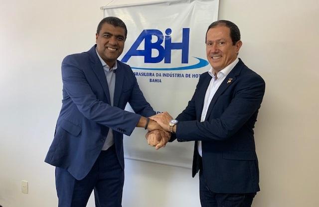 Luciano Lopes é eleito presidente da ABIH-Bahia