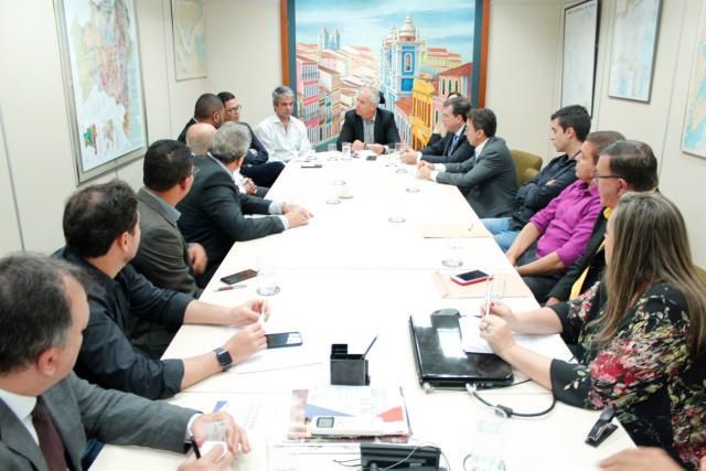 Feira, Santo Antônio de Jesus e Ilhéus receberão R$ 6,5 milhões em investimentos