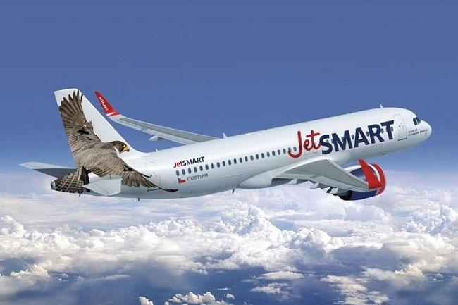 JetSmart vai retomar voos entre Salvador e Santiago do Chile em outubro