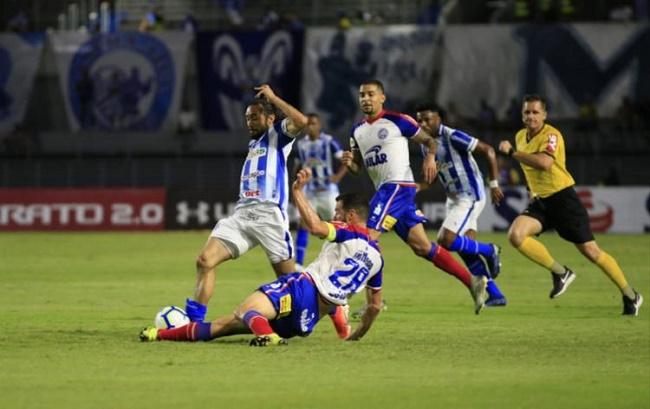 Fora de casa, Bahia vence o CSA por 2 a 1; veja os gols