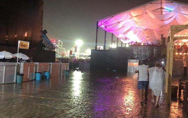 Após chuva cancelar shows, programação do Festival Virada Salvador está mantida