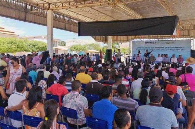Codevasf investe R$ 23 milhões em Umburanas e Ourolândia