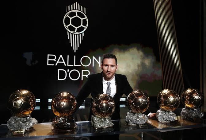Messi conquista sexta Bola de Ouro; Alisson é eleito Melhor Goleiro do Mundo