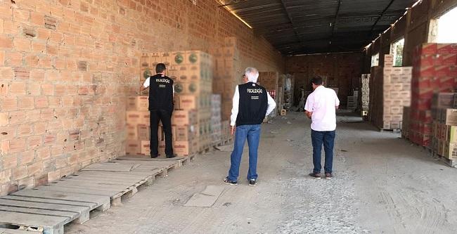 Operação prende três em Salvador e Tucano por sonegação de R$ 22 milhões