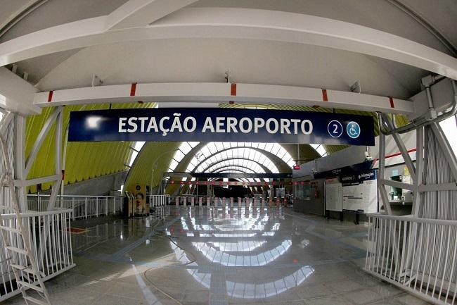 Estação de Metrô do Aeroporto terá simulado com ação terrorista
