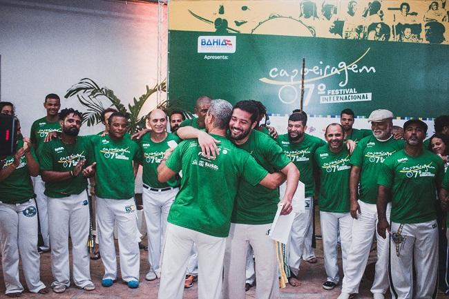 Festival Internacional Capoeiragem começa dia 29 em Salvador