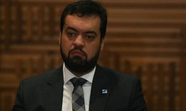 Vice-governador do Rio está internado com meningite viral