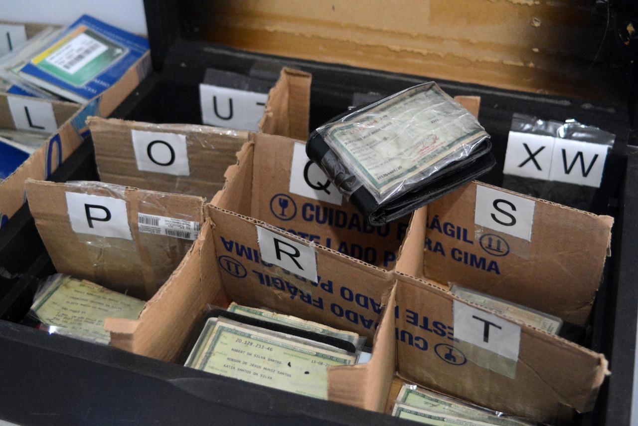 Guarda Civil estende prazo para entrega de documentos perdidos no Réveillon