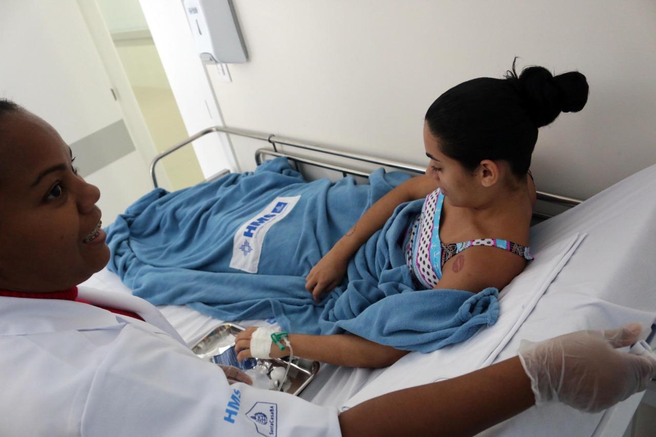 Hospital Municipal de Salvador dobra número de atendimentos em 2019