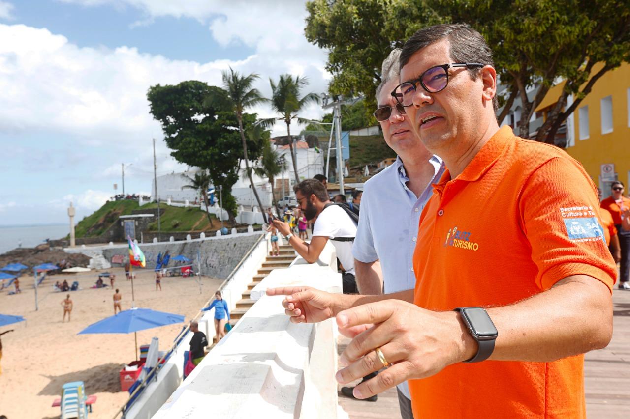 'Blitz do Turismo' encontra pelo menos 30 irregularidades na Barra