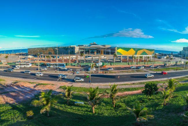 Prefeitura divulga programação da inauguração do novo Centro de Convenções