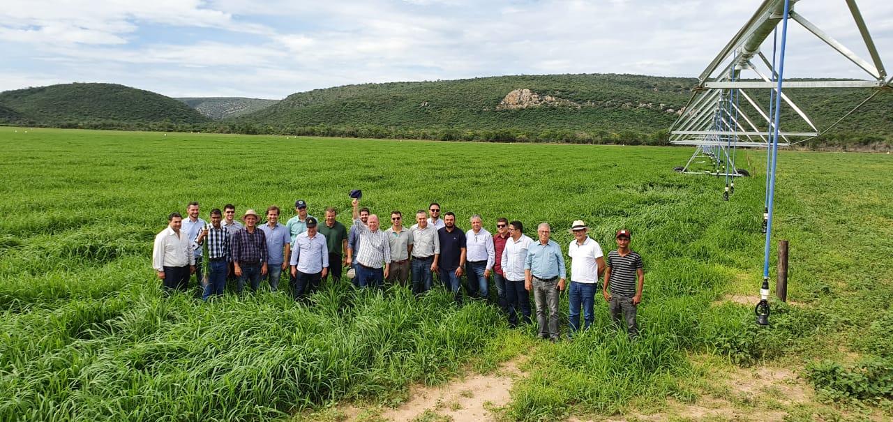 Empresários de Minas podem investir no projeto Sucroenergético do Médio São Francisco Baiano