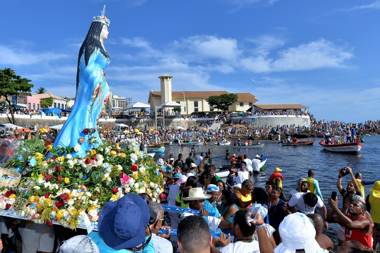Festa de Iemanjá vai se tornar Patrimônio Cultural de Salvador